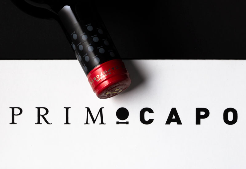 PRIMOCAPO: Character and delight.
